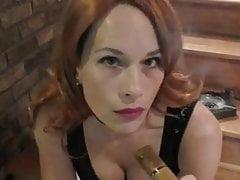 huge cigar