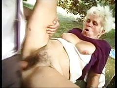 Bum too will fit! Grandma Piroska really wanted gets fucked