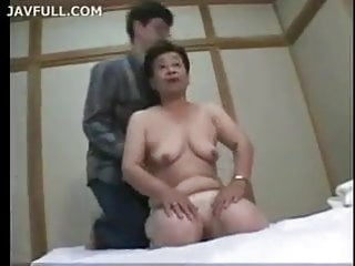 JAV chubby granny 1