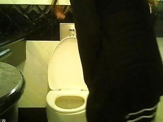 SG Toilet Voyeur 10 – Very Long Skirt