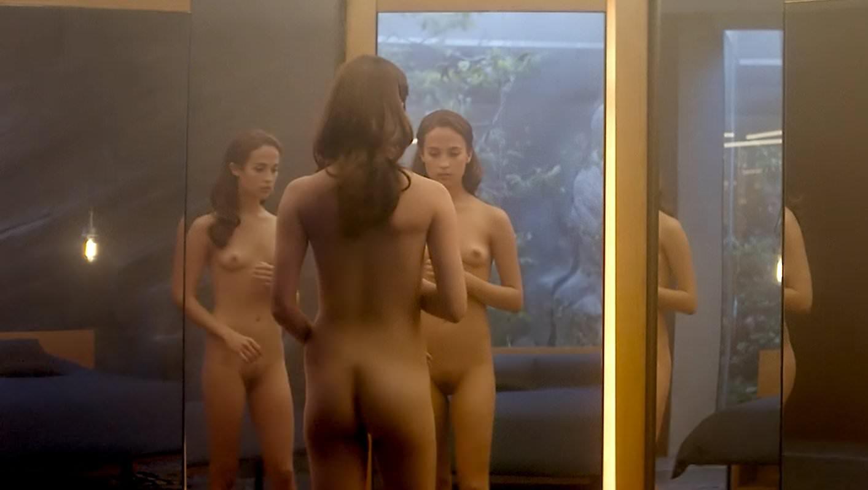 burning man nudity naked