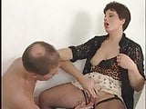 Secertary mature hairy sex