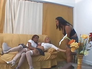 Licks Kisses & Lesbians Ass Share Brazilian