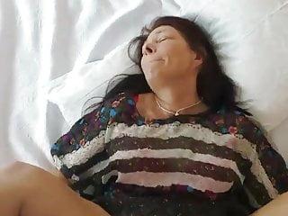 Fucking Machine Mom Glory Hole video: Olgun kadin cok zefk aliyor