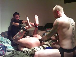 Fisting Threesome