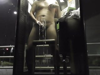 Public Booth Twink Phone Asian Cums In Chubby