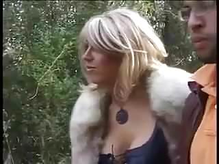 Best trans outdoor tranny video...