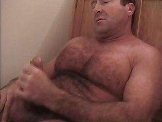 Muscledaddy Precum Hairy Daddy Cock