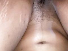 Creampie Sri Lankan girlfriend