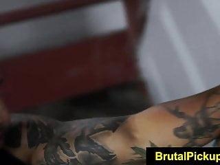 Fetishnetwork adrian maya brutal fuck...