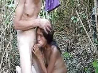 Archaeologist fucks Amazon Jungle slut!!