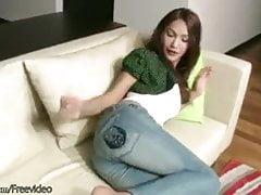 Tgirl Asian Stips