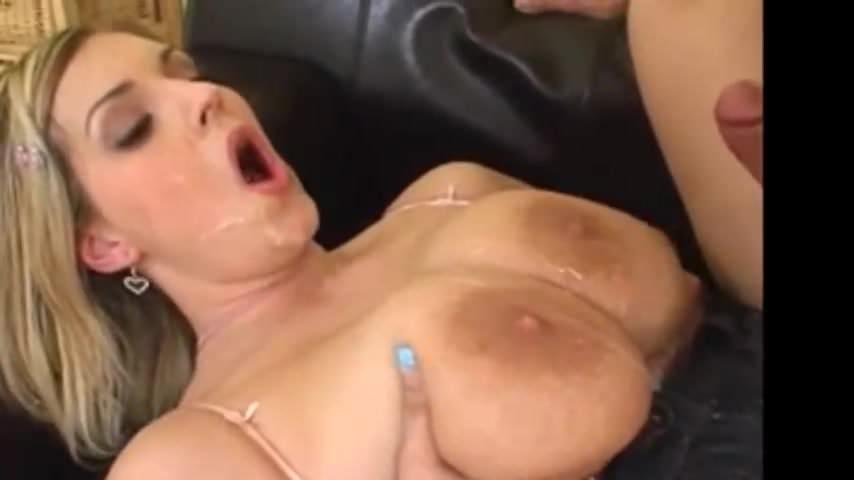 Perfect Natural Big Tits Solo