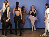British ballet dancer dominates instructor