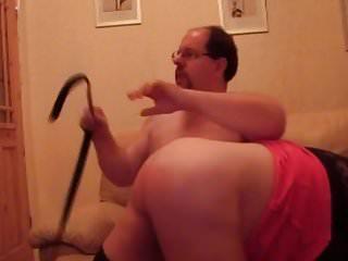 Slut milf joanne gets punished...
