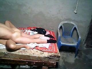 Youn asian hooker serving mature guy on hidden cam