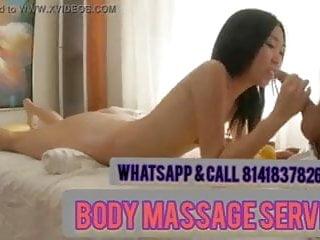 #desi female video for bodymassage service
