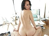 DATESLAM Big Dick Hookup With Big Ass Brunette On Holiday
