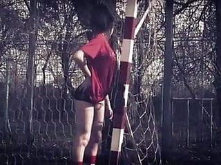 soccer girl :))