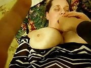Playing with my wife 2