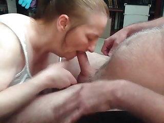 Awesome blowjob skills...