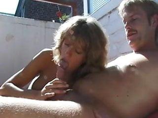 German amateurs make porn