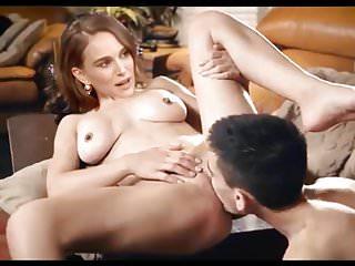 Natalie portman pussy lick...