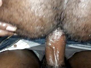 Sri Lankan Gay messy anal bareback
