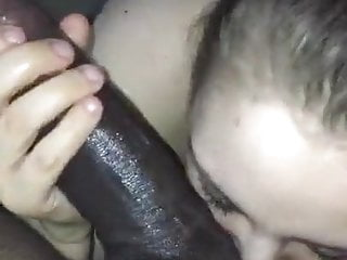 Sucks thick...