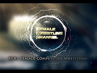 Callisto vs Charisma! Real Competitive Female Wrestling