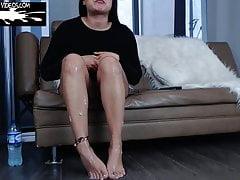 STUDIO 33251 VERONICA FOOT BUKKAKE