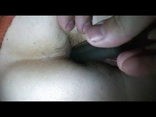 Dildo in ass 1