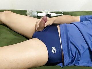 Japanese masturbation no cumming...