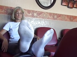 Granny soles and...