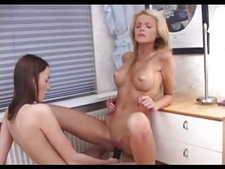 Lesbians play together 5