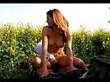 Fun in a field