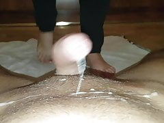 Nutshots and cumshots ! Ballbusting orgasm compilation.