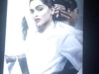 Cum on Deepika Padukone moaning hard tribute 01