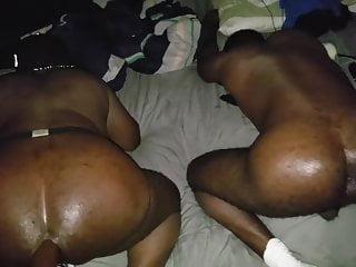 big dildo 2 big fat blacks ass