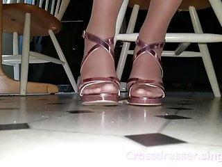 Cd feet...