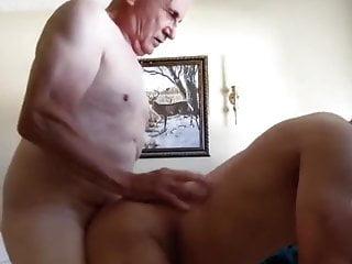 Grandpa fucks guy well...