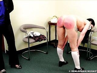Lilith spanking Corona 2