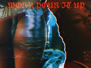 Rihanna's Work & Pour it Up – PMV by Quentin Junior