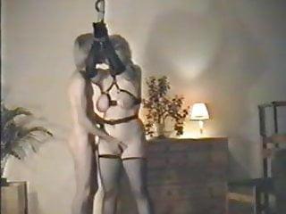 Bdsm Spanking Humiliation video: Retro - Mari Danish Amateur Slave