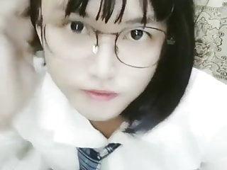 Asian sissy...