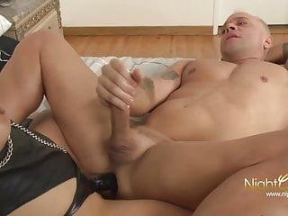 Video 1220459001: kurt lockwood, strap, dirty straight