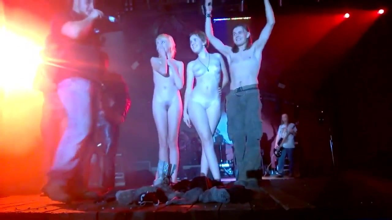 Doesn't matter! naked stage showgirls think, that you