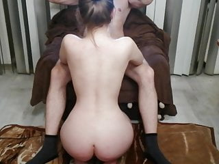 rough including deep sex at a party with a friend