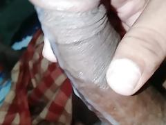 How a Bangladeshi boy masturbates and ejaculates in the heat