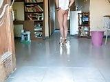 New golden heels